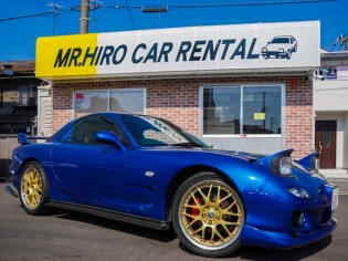 MAZDA<br> Infini<br>RX-7 FD3S (AT)